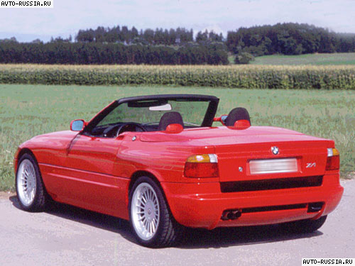 Alpina RLE Roadster: 08 фото