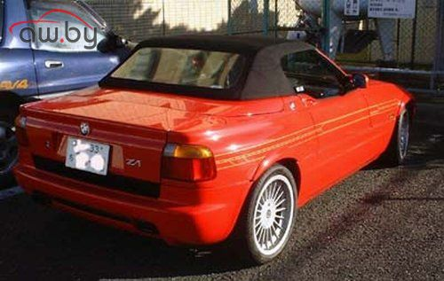 Alpina RLE Roadster: 11 фото