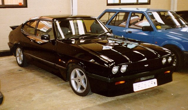 Aston Martin Tickford Capri: 02 фото