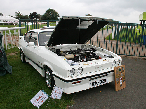 Aston Martin Tickford Capri: 05 фото