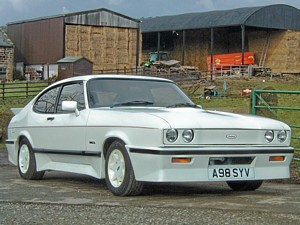 Aston Martin Tickford Capri: 8 фото