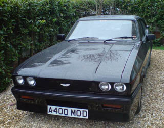 Aston Martin Tickford Capri: 9 фото
