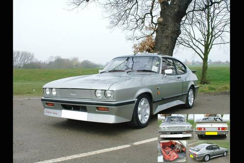 Aston Martin Tickford Capri: 10 фото