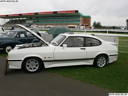 Aston Martin Tickford Capri: 12 фото