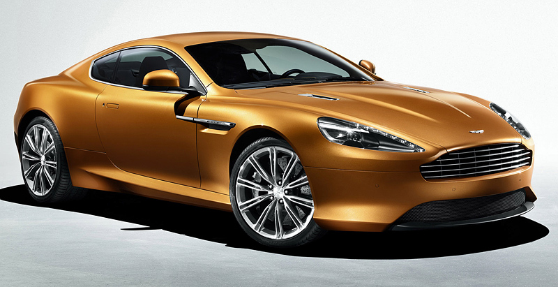 Aston Martin Virage: 01 фото