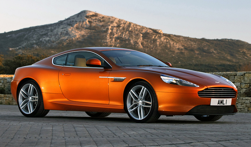 Aston Martin Virage: 05 фото
