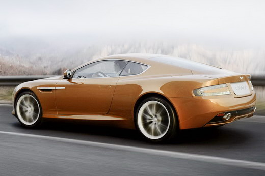 Aston Martin Virage: 08 фото