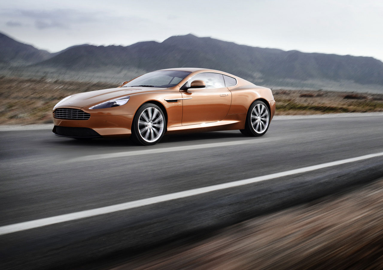 Aston Martin Virage: 09 фото