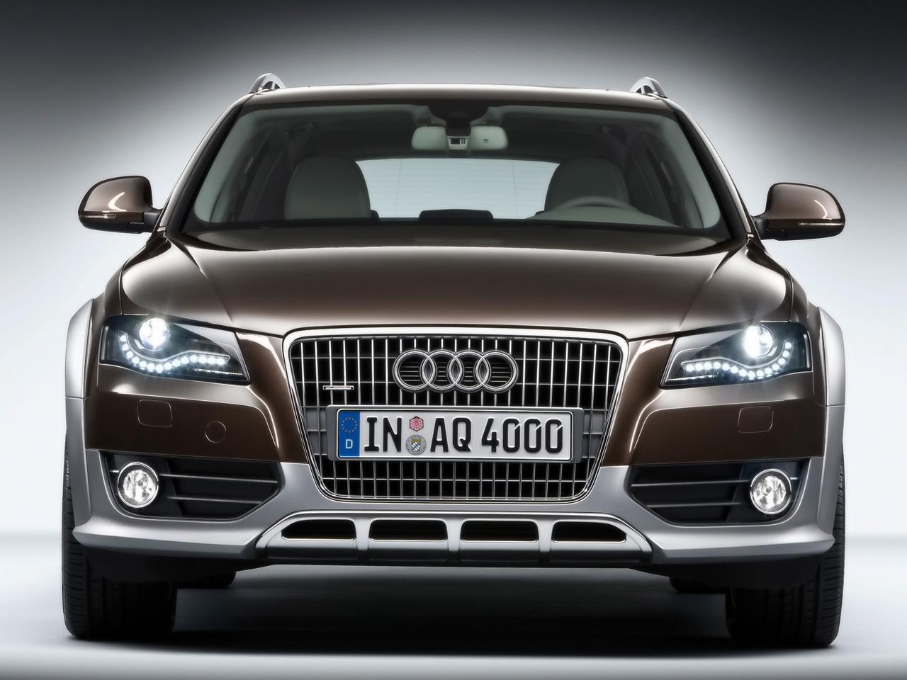 Audi A4 allroad: 07 фото: http://a2goos.com/audi-a4-allroad.html