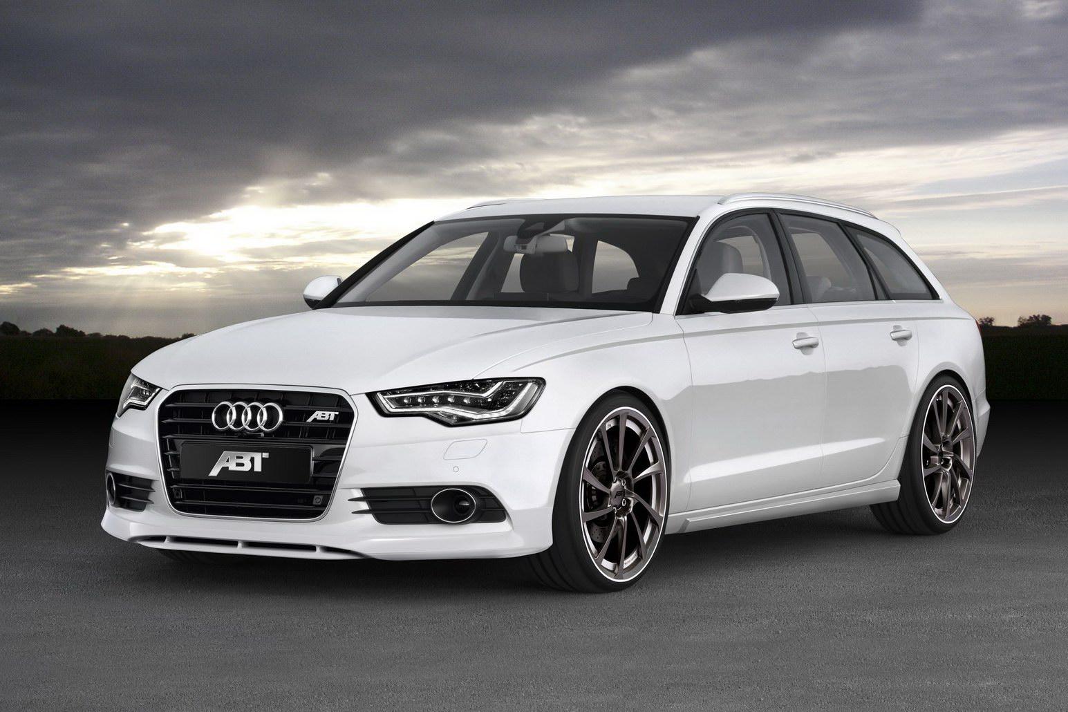 Audi a6 avant 10 for The avant