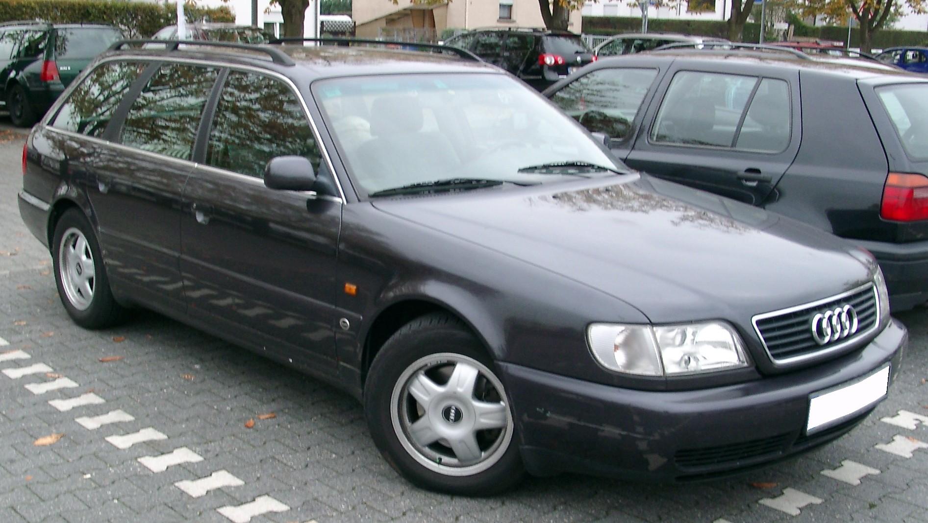 Audi A6 C4 фото