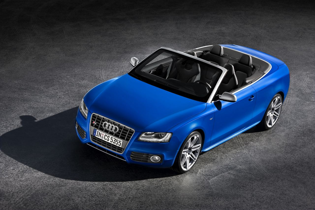 Audi S5 Cabriolet: 06 фото