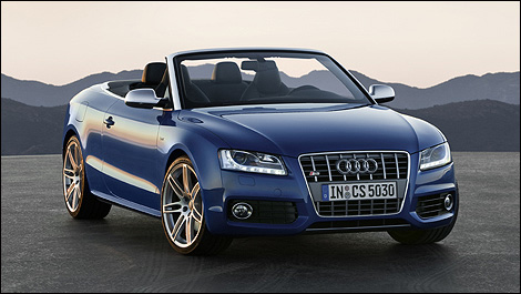 Audi S5 Cabriolet: 07 фото