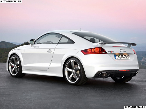 Audi TT RS Coupe: 1 фото