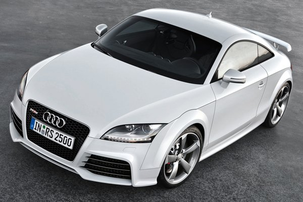 Audi TT RS Coupe: 03 фото