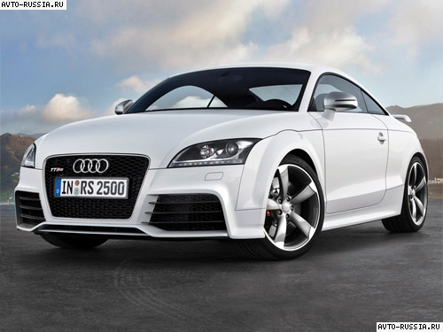 Audi TT RS Coupe: 04 фото