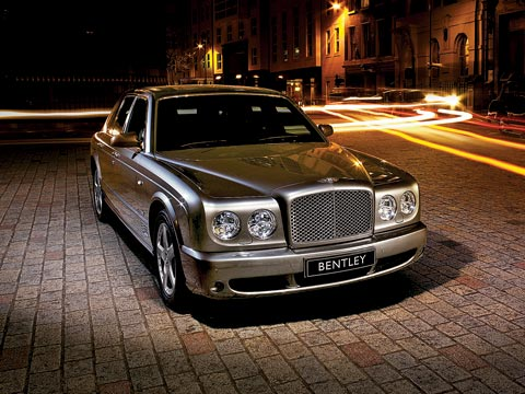 Bentley Arnage: 03 фото