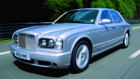 Bentley Arnage: 10 фото