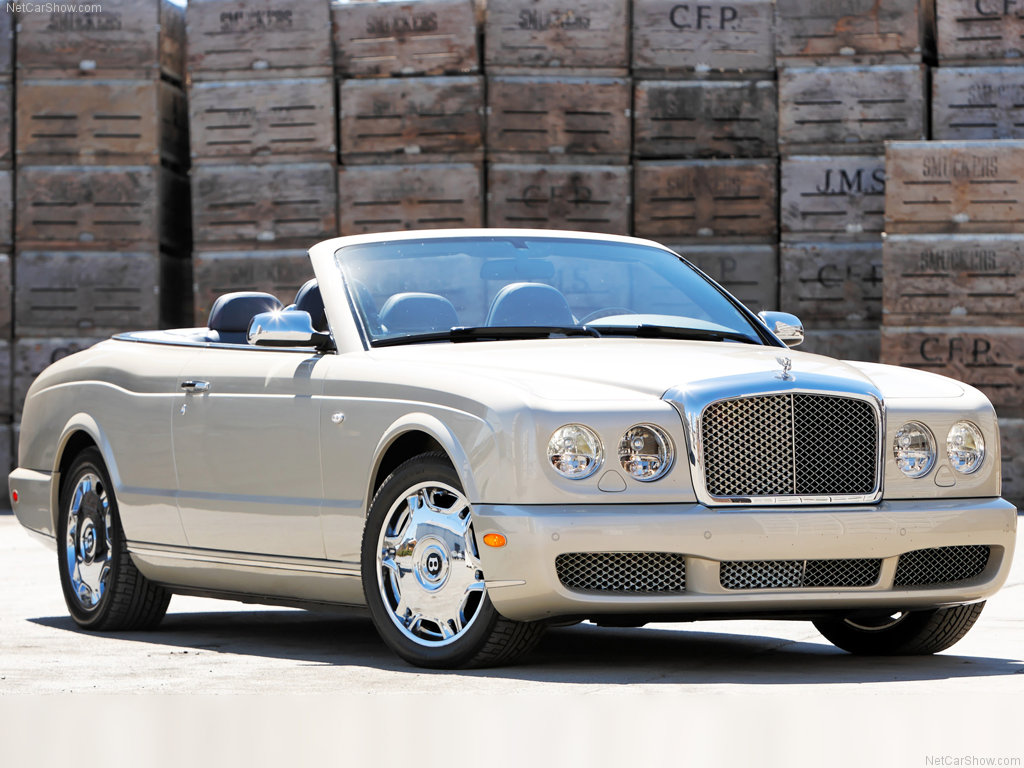 Bentley Azure: 02 фото