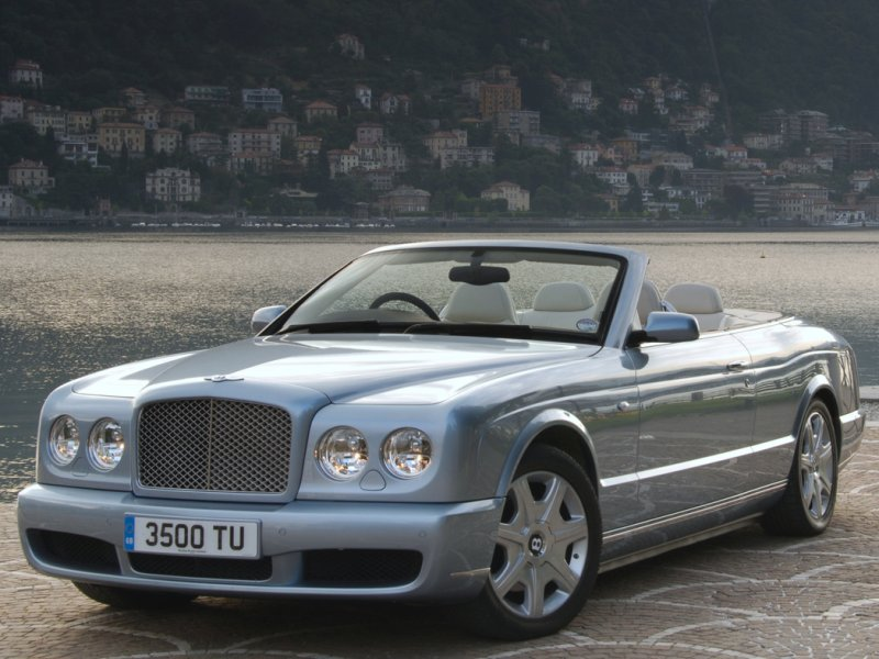 Bentley Azure: 03 фото