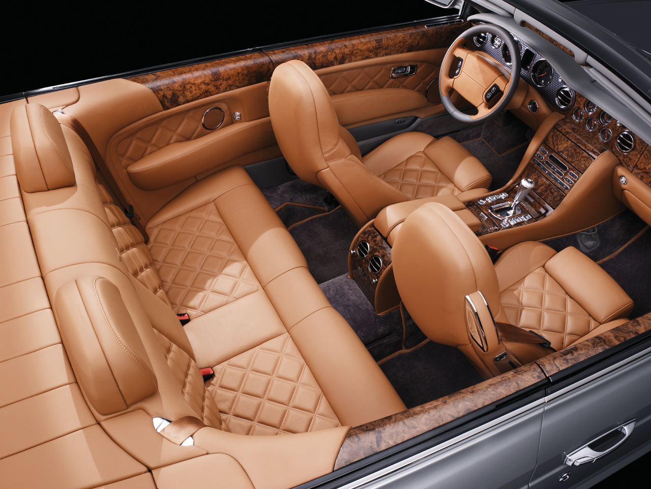 Bentley Azure: 4 фото