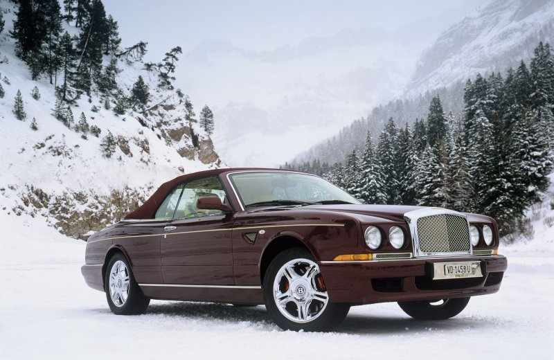 Bentley Azure: 5 фото