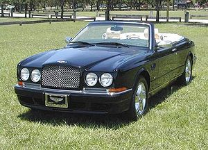 Bentley Azure: 06 фото