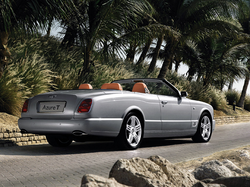 Bentley Azure: 9 фото
