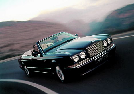 Bentley Azure: 10 фото