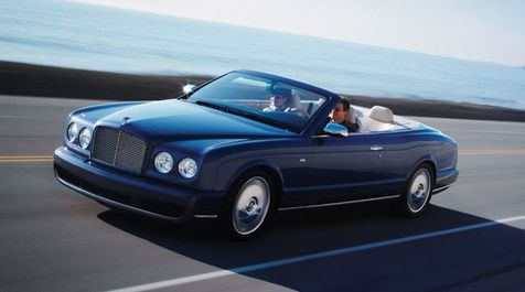 Bentley Azure: 12 фото