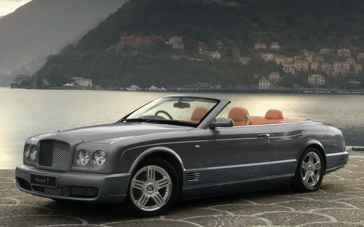 Bentley Azure: 13 фото