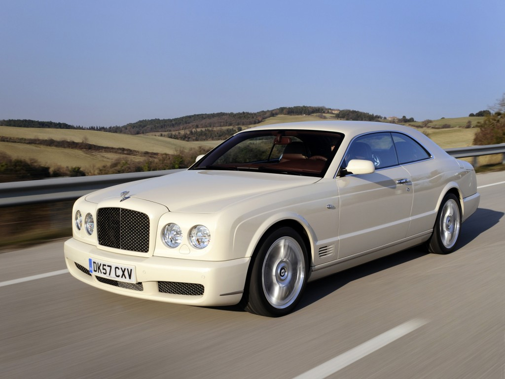 Bentley Brooklands: 2 фото