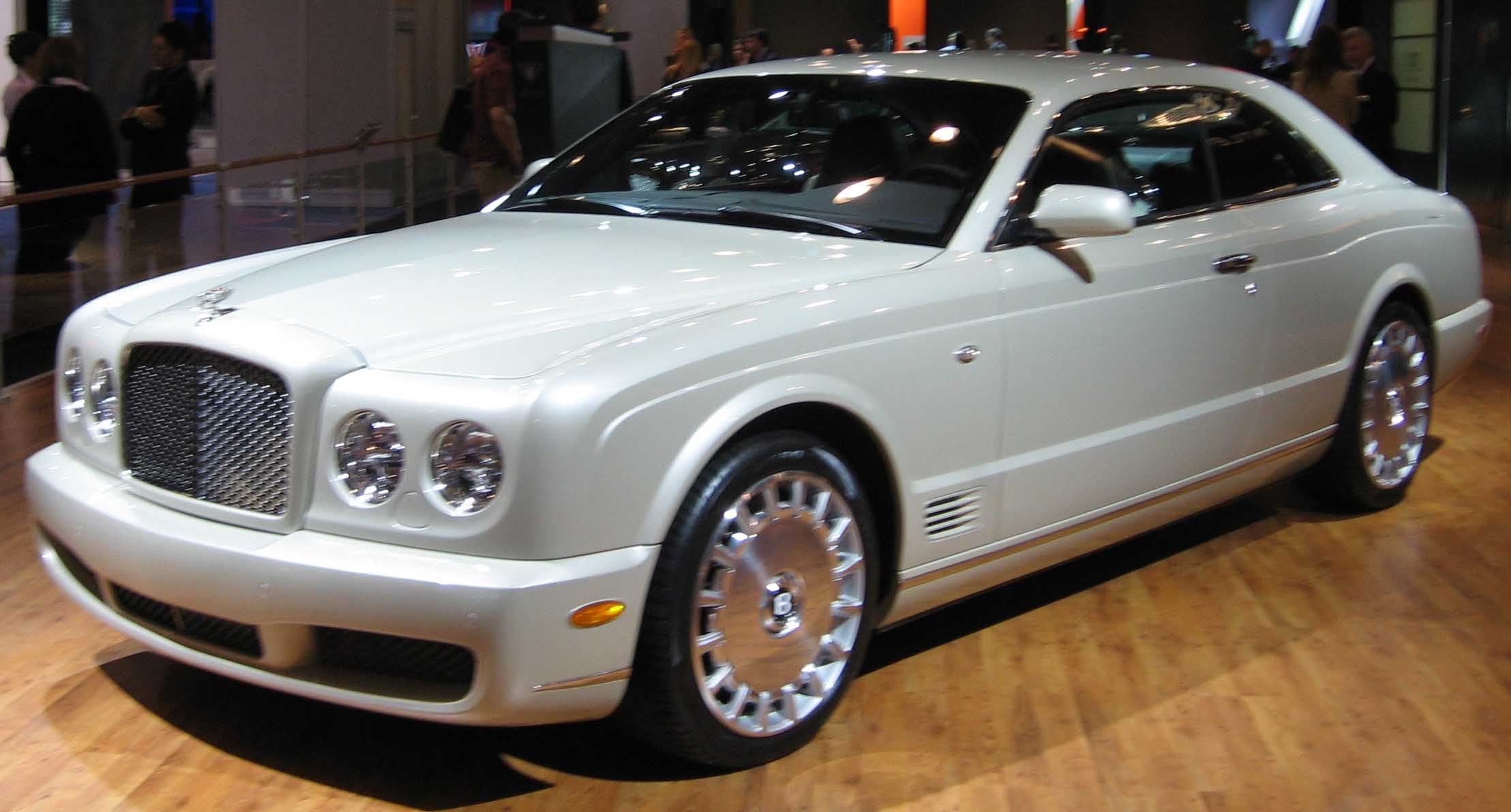 Bentley Brooklands: 4 фото