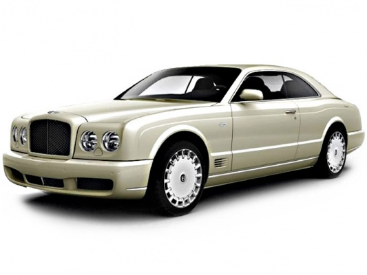 Bentley Brooklands: 5 фото
