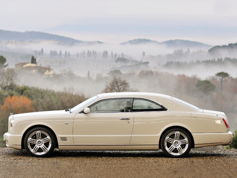 Bentley Brooklands: 9 фото