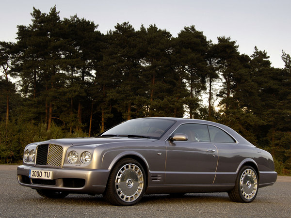 Bentley Brooklands: 11 фото