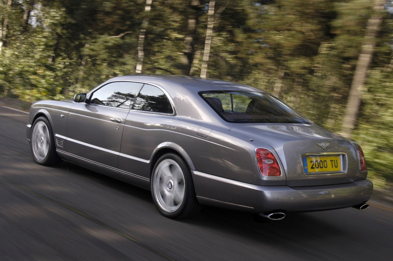 Bentley Brooklands: 12 фото