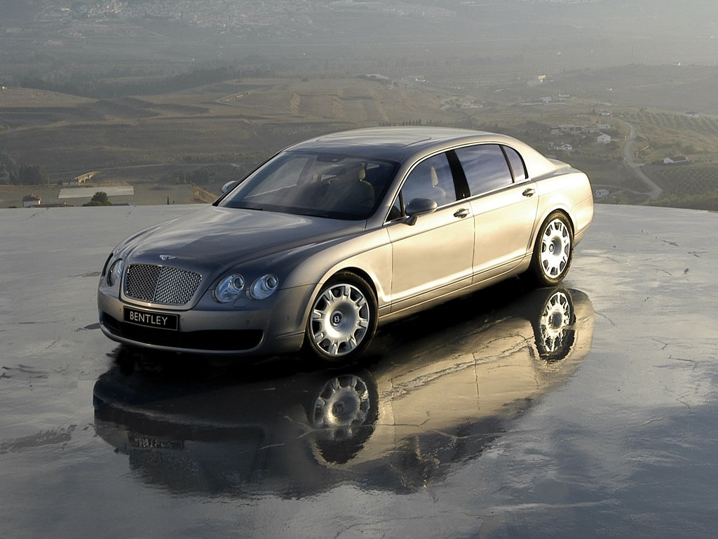 Bentley Continental Flying Spur: 03 фото