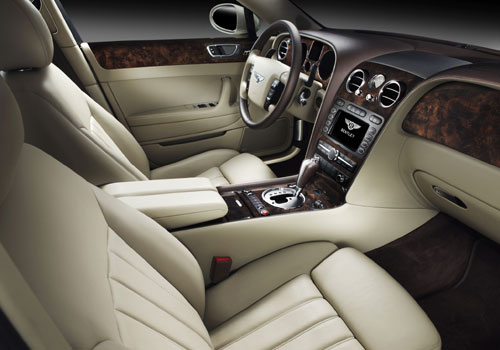 Bentley Continental Flying Spur: 09 фото