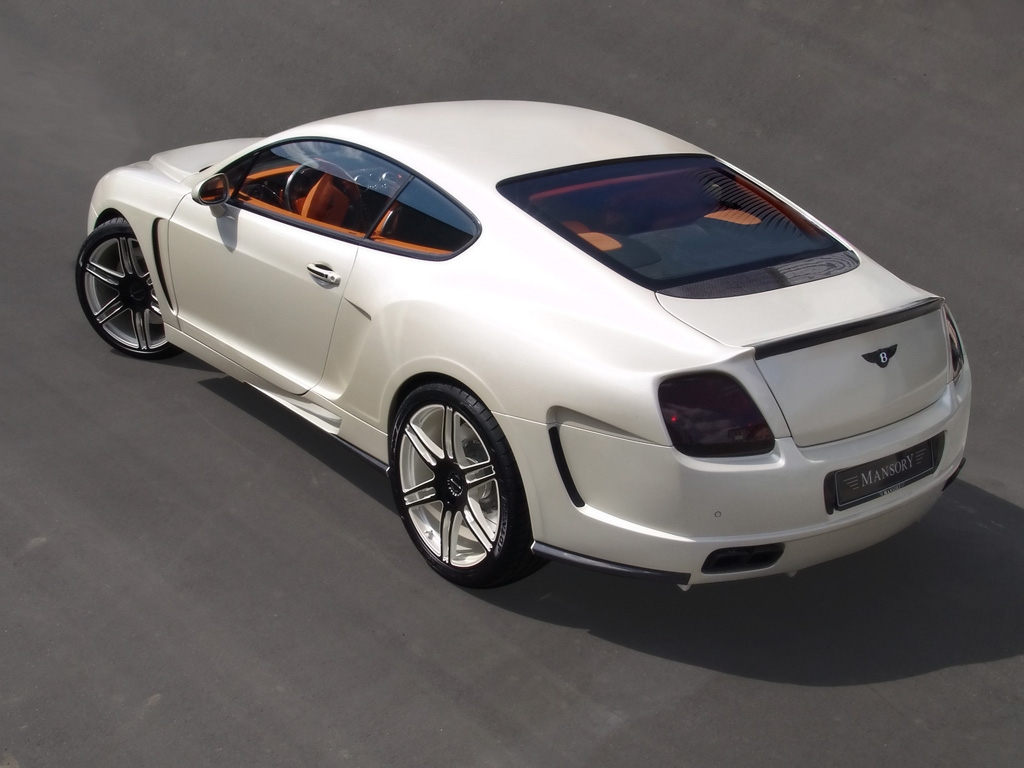 Bentley Continental GT: 01 фото