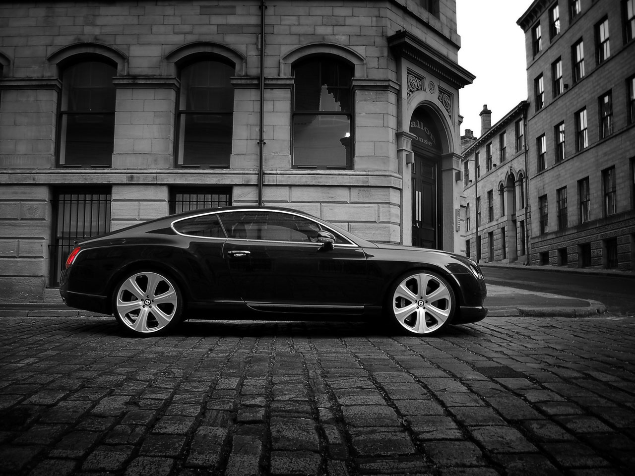 Bentley Continental GT: 02 фото