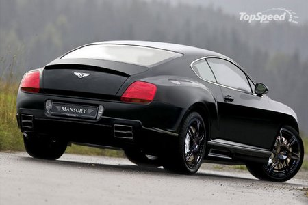 Bentley Continental GT: 07 фото