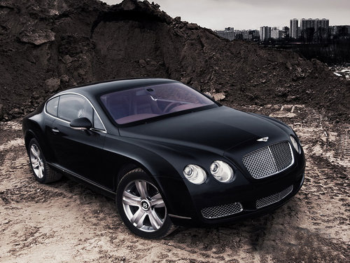 Bentley Continental GT: 11 фото