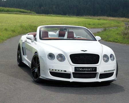 Bentley Continental GTC: 05 фото