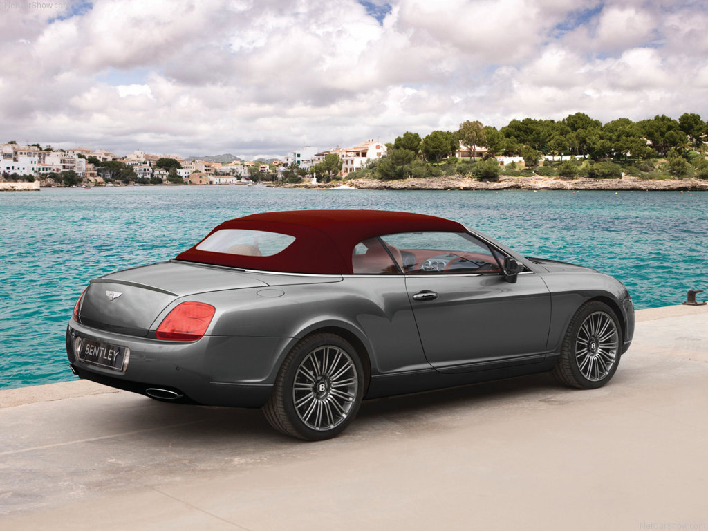 Bentley Continental GTC: 06 фото