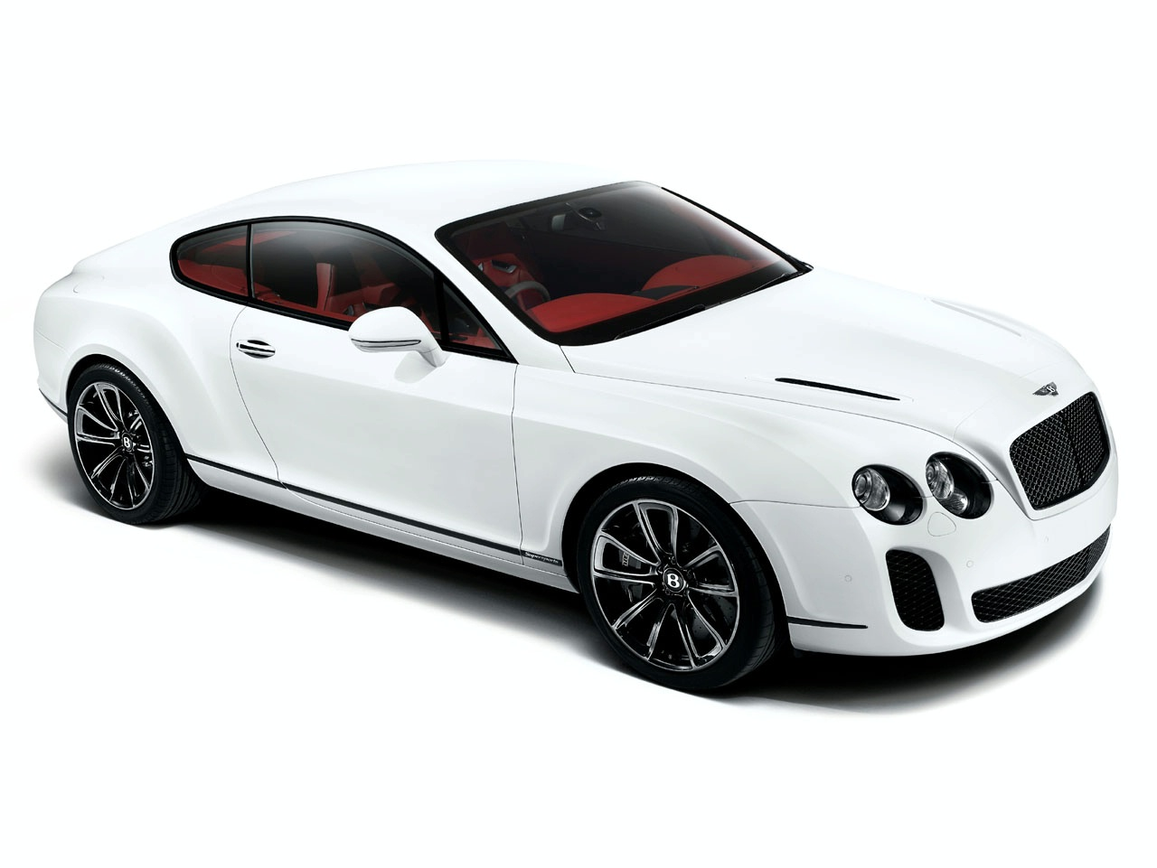 Bentley Continental Supersports: 01 фото
