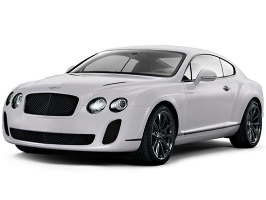 Bentley Continental Supersports: 5 фото