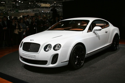 Bentley Continental Supersports: 6 фото