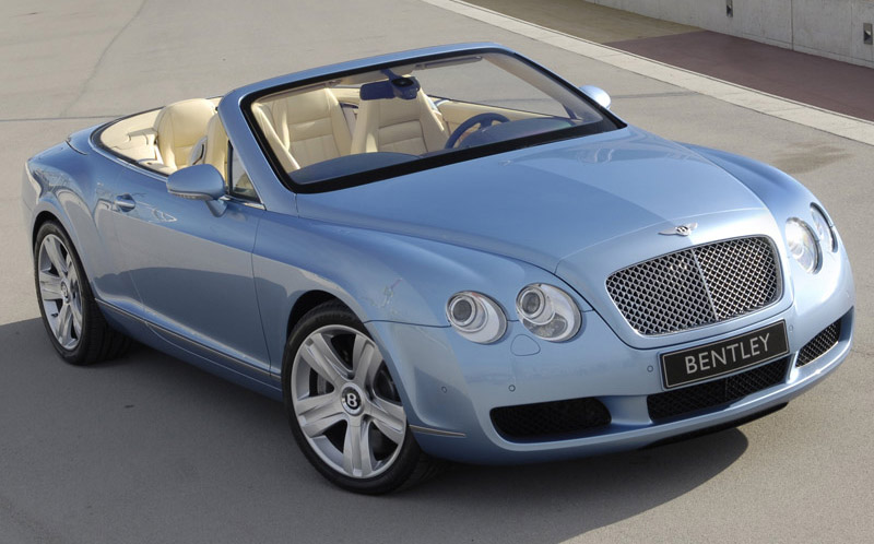 Bentley Continental: 5 фото