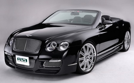 Bentley Continental: 10 фото